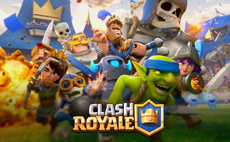 juego clash royale