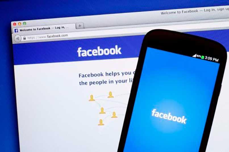 Cambio de nombre del Facebook desde el móvil