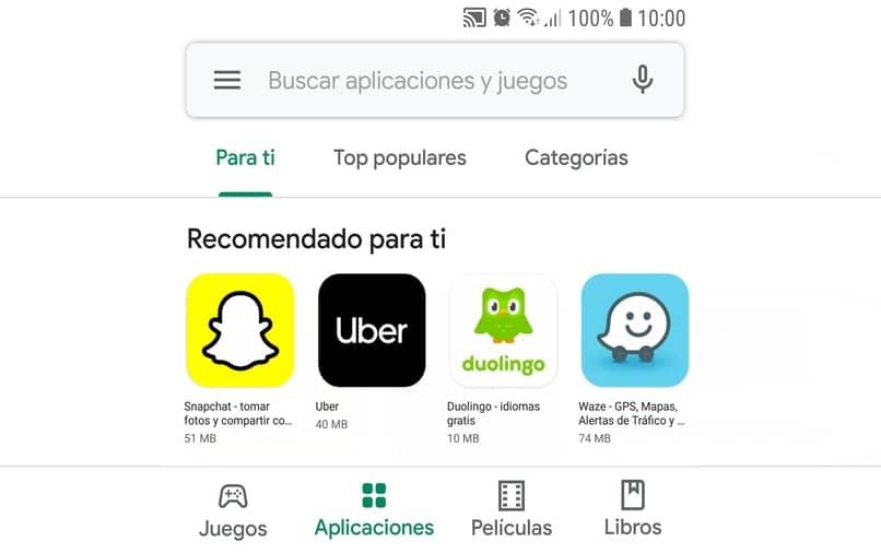 android verificar actualizaciones