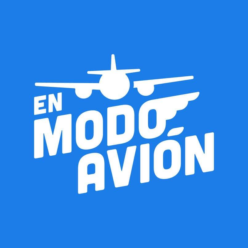 función del modo avion
