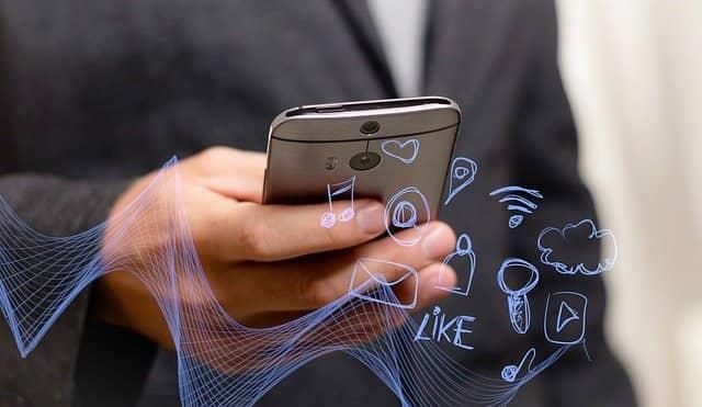 móvil apps wifi