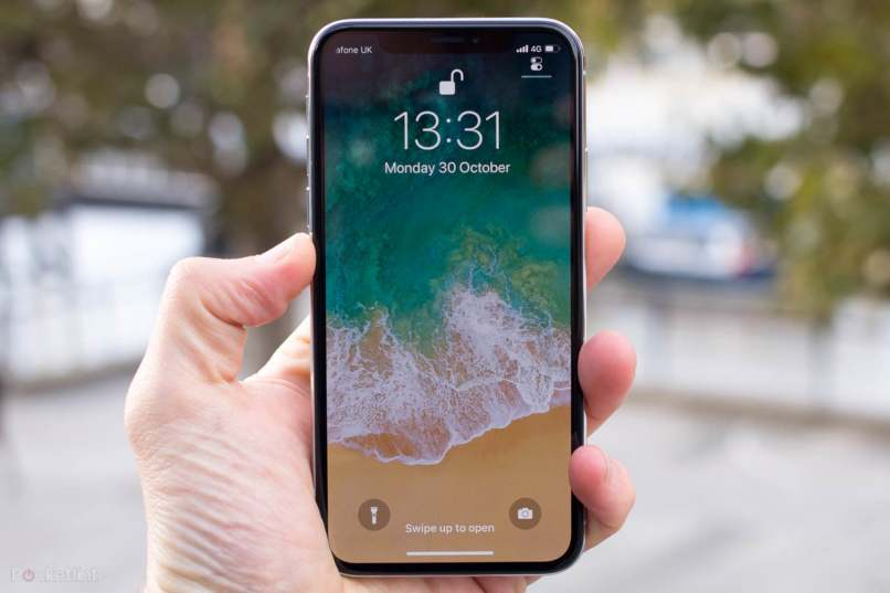 posibilidad sumergir agua iphone