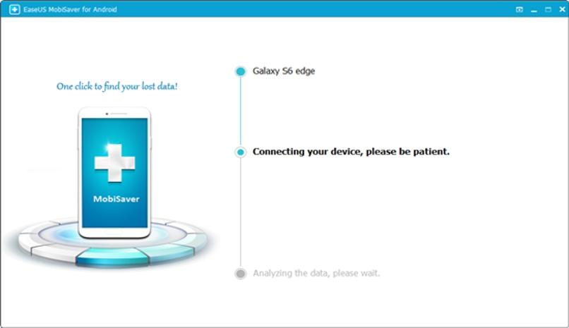 app recuperar datos almacenamiento