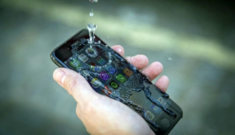 crear teléfono sumergible