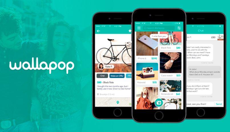app wallapop envio paquetes