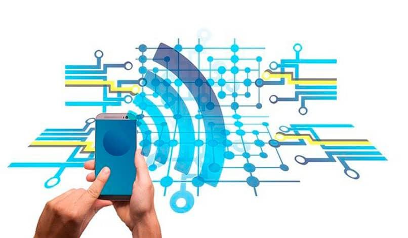 señal wifi desde un smartphone