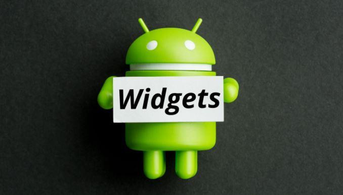 No sabes c mo poner un widget en android aprende con for Widget tiempo android