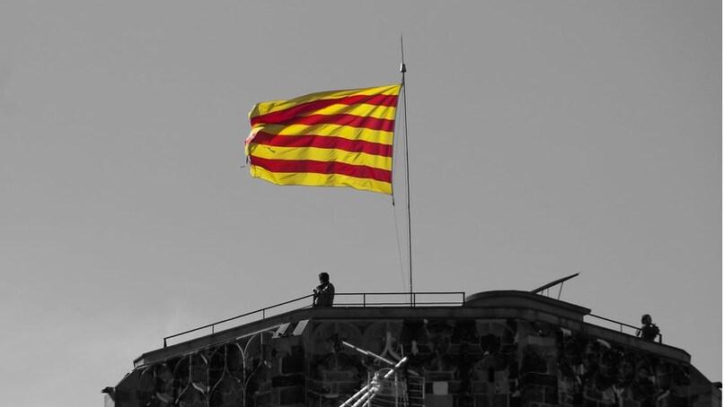 bandera de cataluna