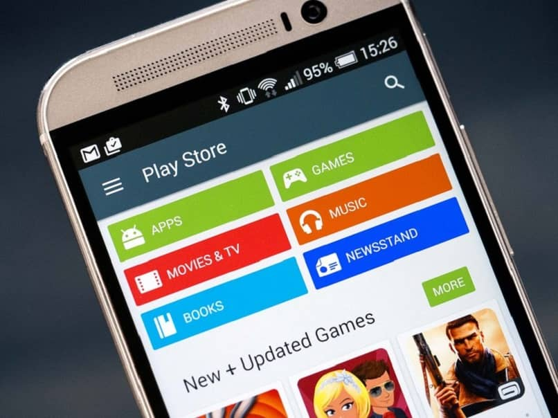 descargar google play en android