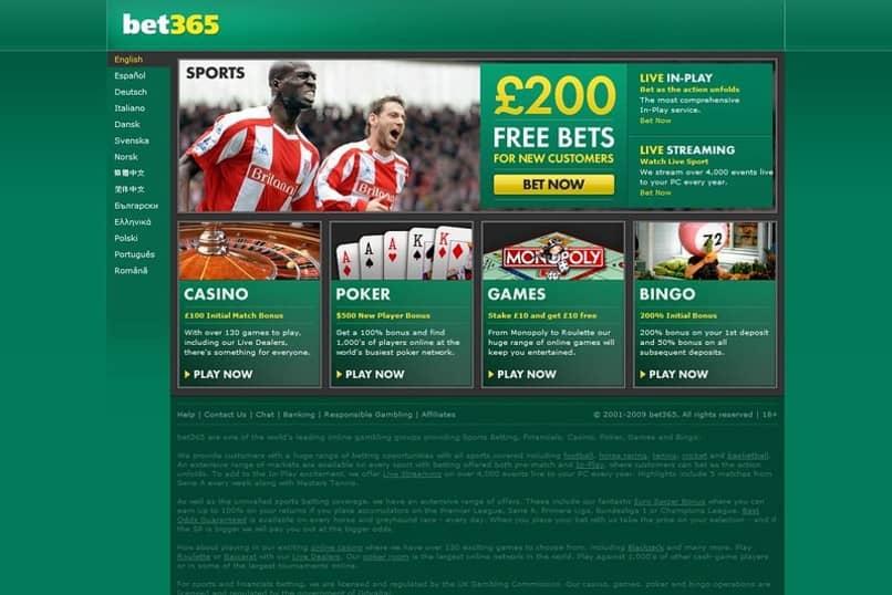 pagina oficial de bet365
