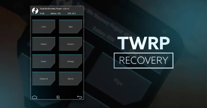 twrp recovery