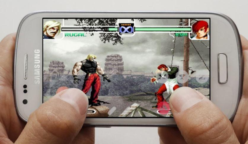 descargar el juego de tekino faiter 2002 plus para android