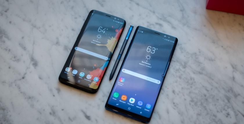 44266998d5e Samsung Galaxy Note 8 vs Samsung Galaxy S9  ¿Cuál es Mejor