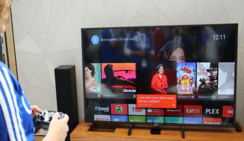 capture pantalla android tv