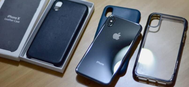 carcasas de iphone X