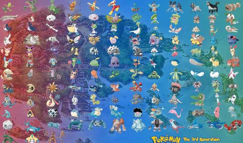 segunda generacion pokemon go
