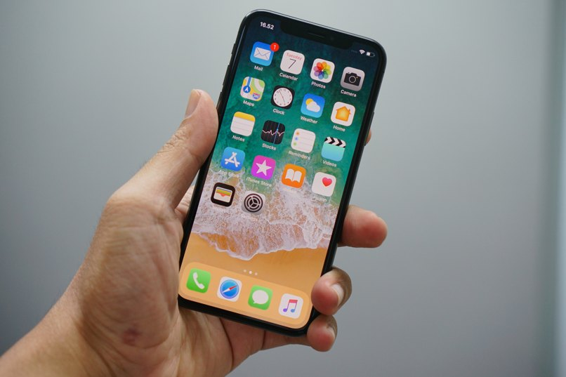 conoce iphone x