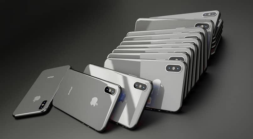 detalles para identificar un iPhone X falso