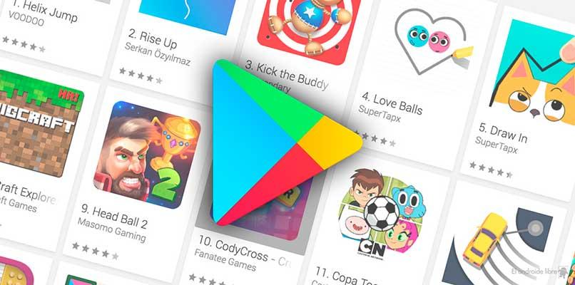 Formas de pago de Play Store