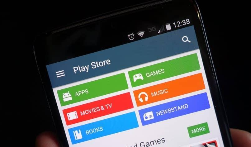tienda google play