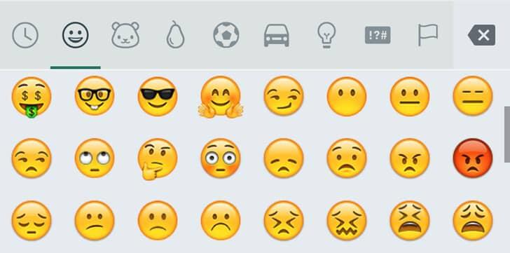 teclado android con emojis