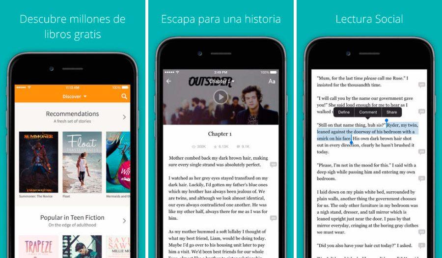 Las mejores aplicaciones para los amantes de la lectura rwwes - Casa del libro telefono gratuito ...