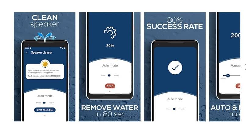 app speaker cleaner