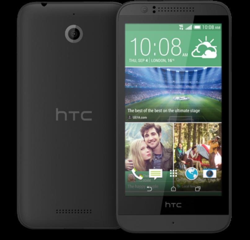 celular htc dispositivo android