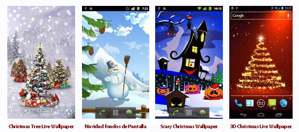 Descargar Los Mejores Temas De Navidad Para Android Gratis
