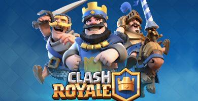 Cartas Clash Royale