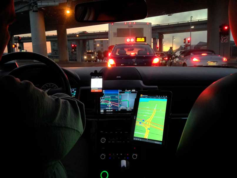 Historial de Uber