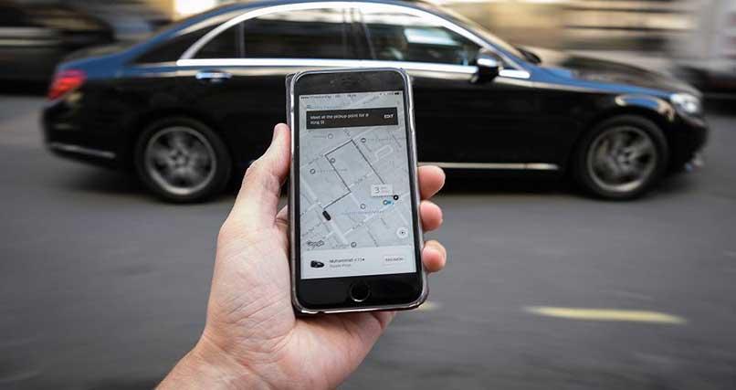 Cómo eliminar el historial de viajes en Uber