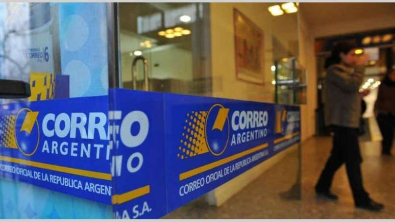 recepcion de documentos en centro de correo argentino