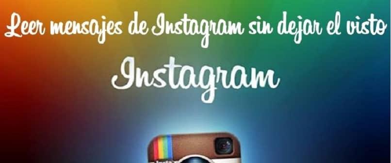 ver mensajes instagram sin el visto