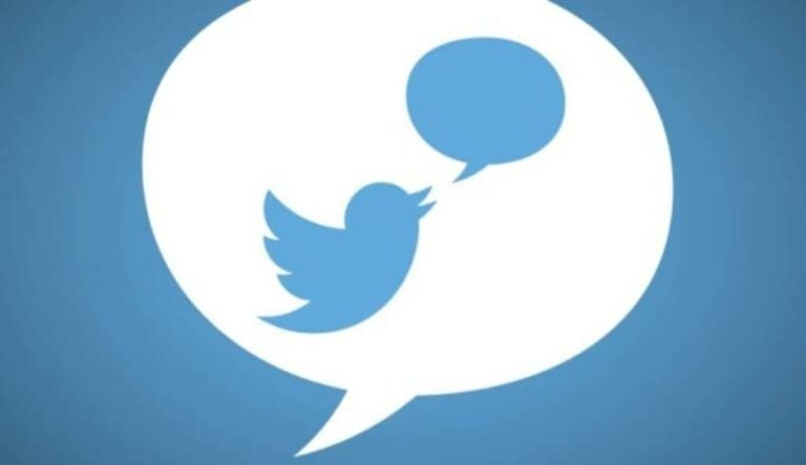 mensajes privados app twitter
