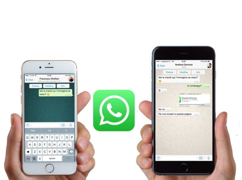 transferencia de chat de android a iphone
