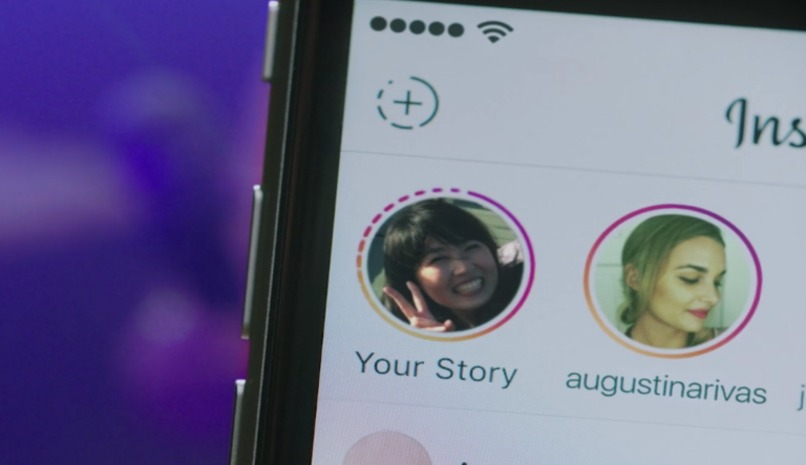 introduce gif stories instagram