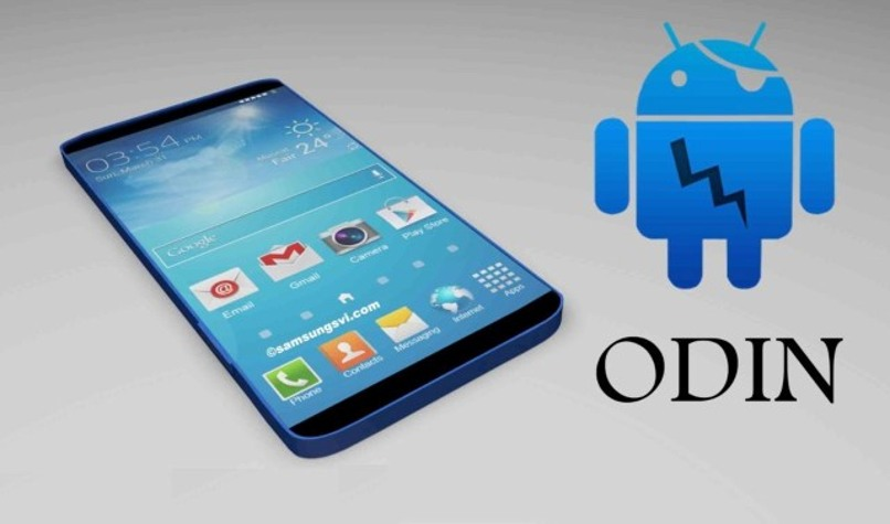 instalar odin movil android