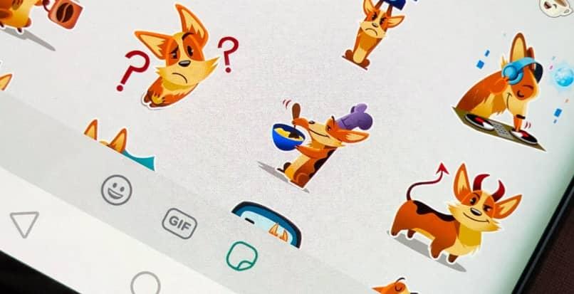 Como crear stickers para tus chats facil