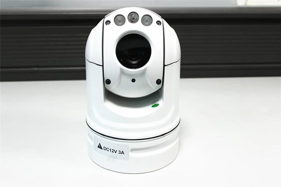 webcam mixta adaptable para exteriores e interiores