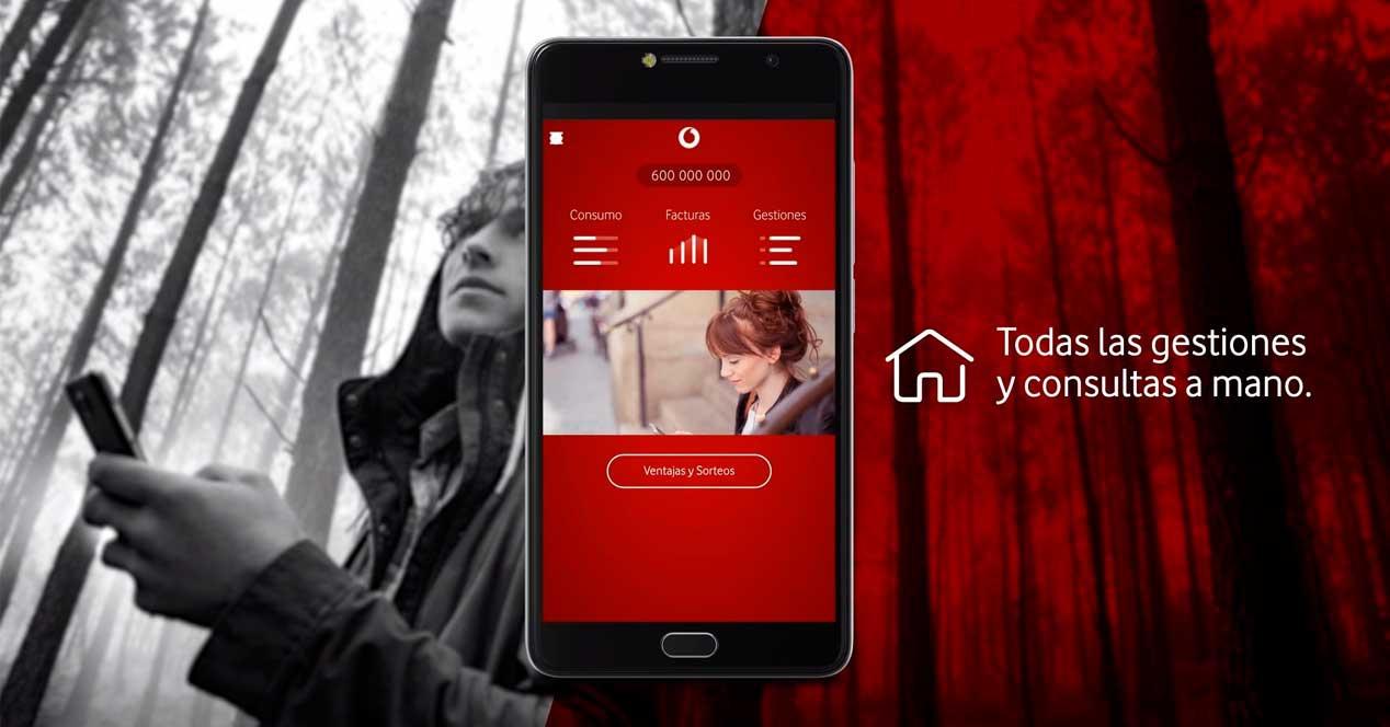 Activar desactivar contestador Vodafone 2