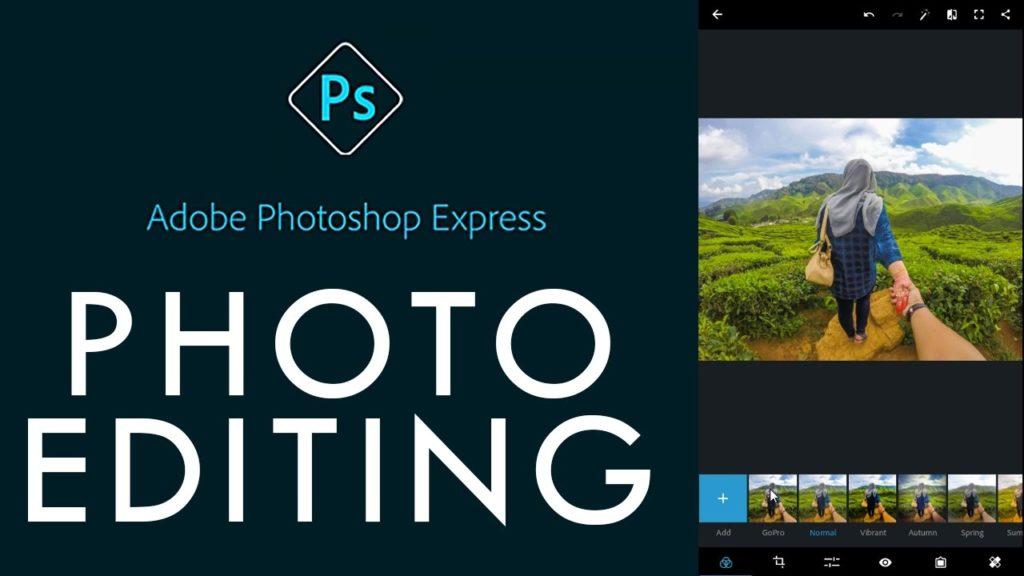 Adobe Photoshop Express 1