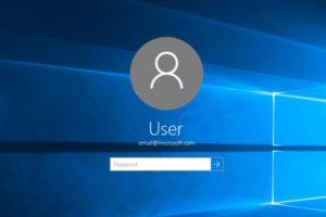 Agregar contraseña Windows 1