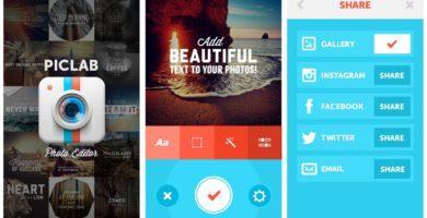 Aplicaciones con filtros para editar imágenes 1