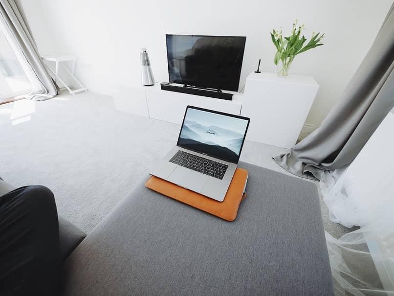 conecte con el ordenador con windows
