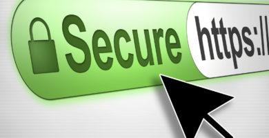 Conexión SSL certificado no válido 1