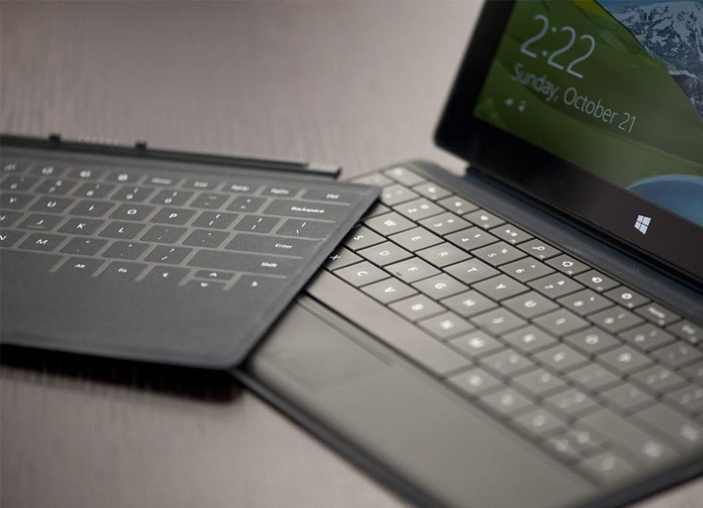 Configurar teclado Windows 7 8 10 1