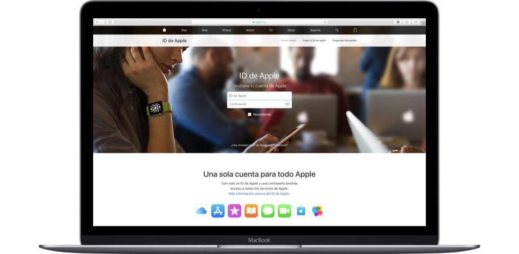 Cómo crear una Cuenta de iCloud desde un Ordenador Mac o iPhone