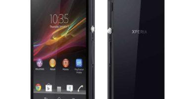 Formatear Sony Xperia Z