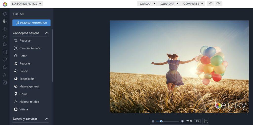 Páginas web editar fotos online 1
